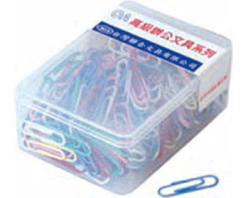 NA101 彩色迴紋針